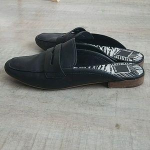 e81dafd3df1c Dolce Vita Shoes - Dolce Vita CYBIL Square Moc Toe Loafer Mule Slide